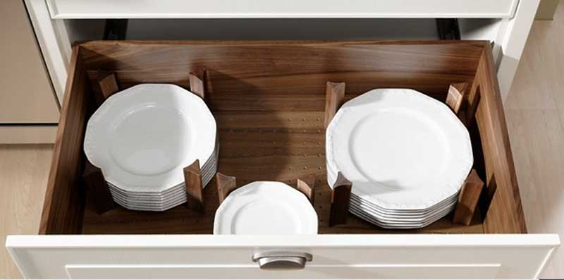 New Ways To Think About Deep Drawer Storage using pegs