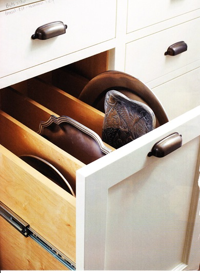 New Ways To Think About Deep Drawer Storage for tray storage
