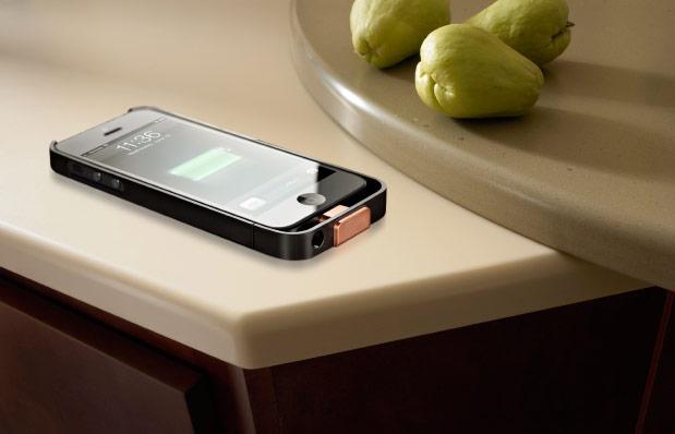 Corian Wireless charger   KitchAnn Style