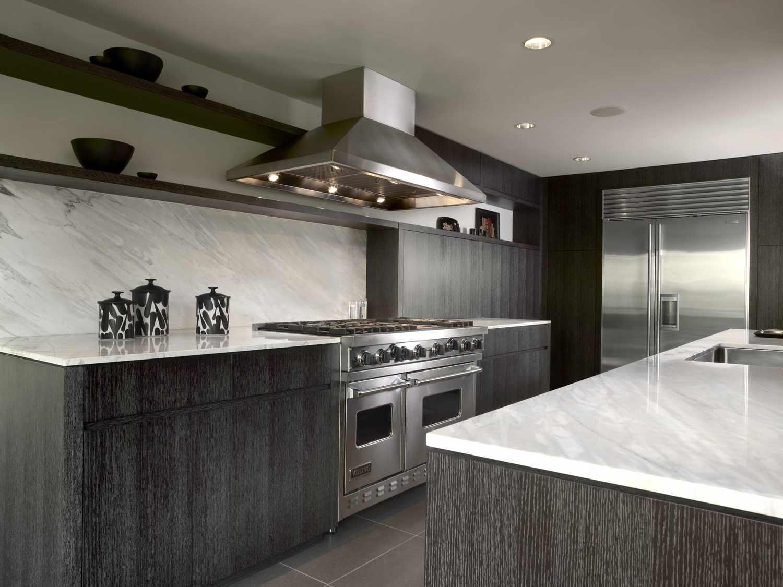 Dark limed Kitchen   KitchAnn Style