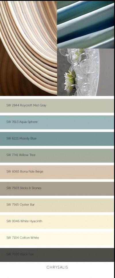 Chrysalis - color forecast 2015 | KitchAnn Style