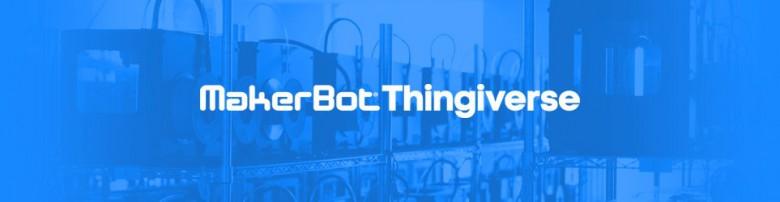 Thingiverse Makerbot