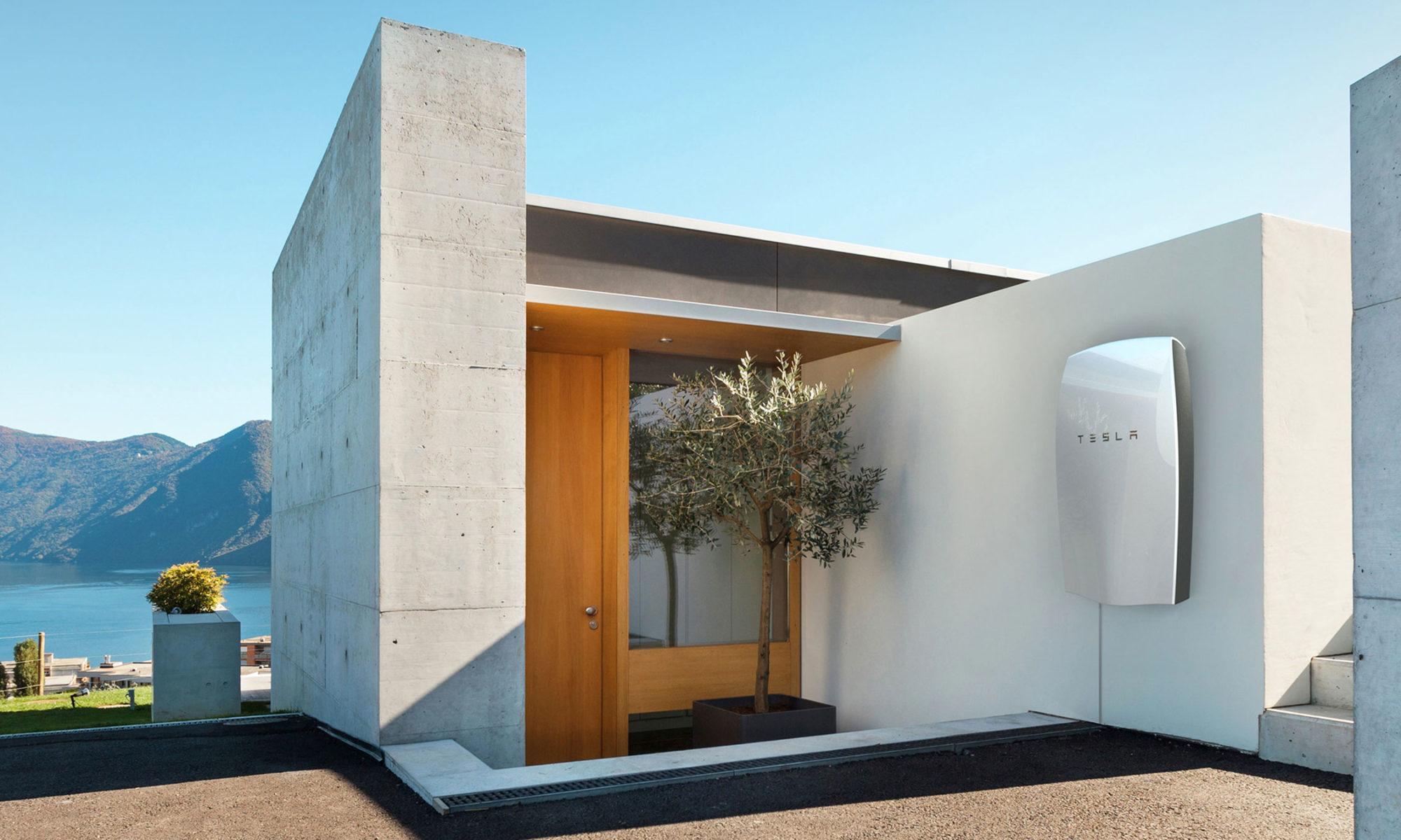 Tesla Home Battery Powerwall   KitchAnn Style