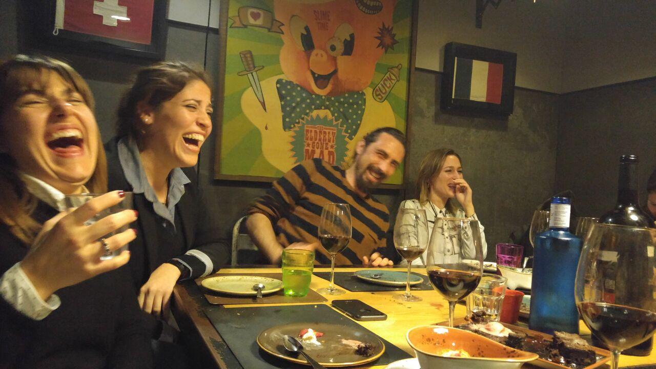 Farewell Dinner | Valencia Spain