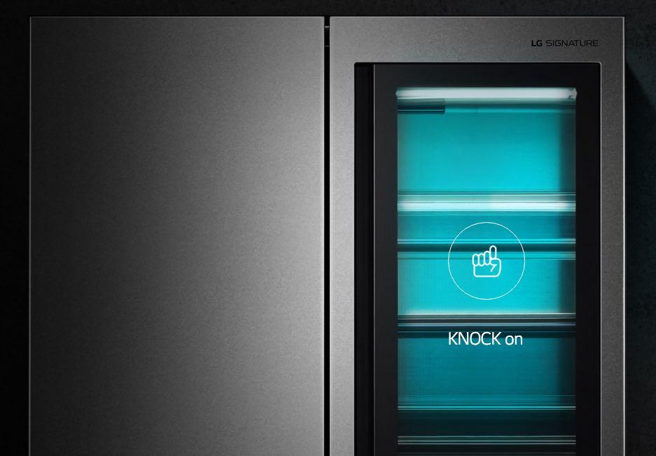 LG Signature Refrigerator | KitchAnn Style
