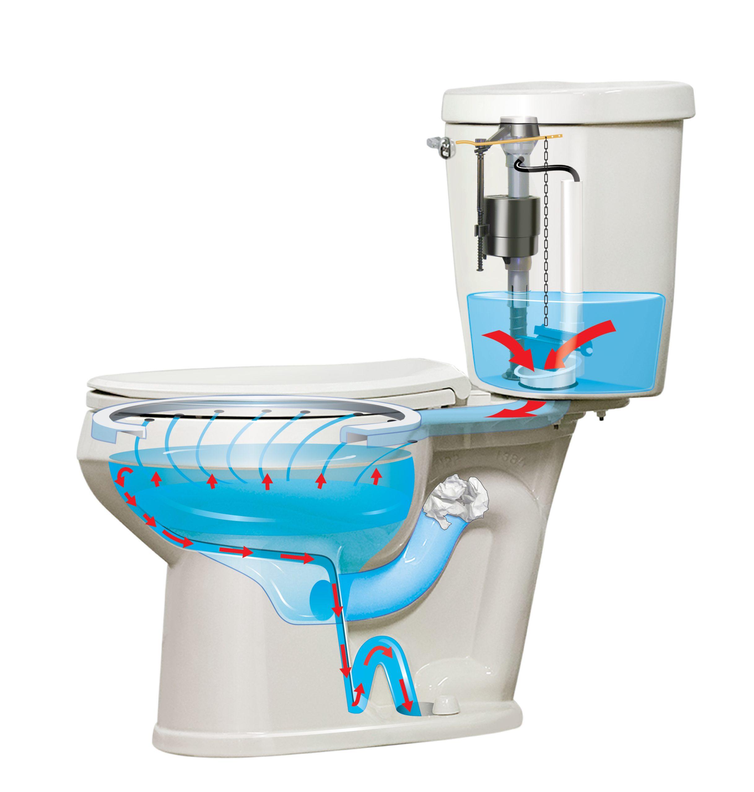 No-Overflow Toilet | KitchAnn Style