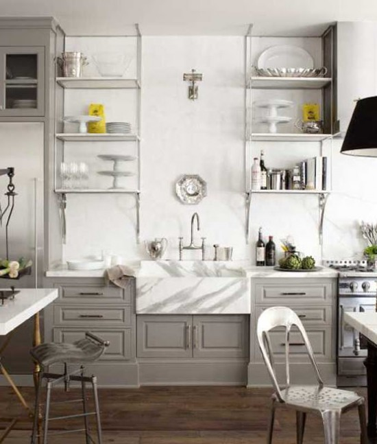luxurious marble farm house sink   KitchAnn Style