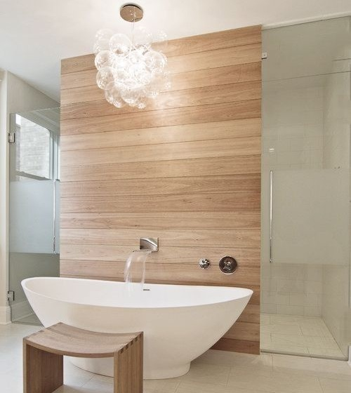 Frosted glass shower | KitchAnn Style
