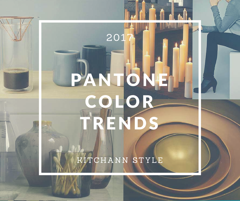 2017 Color Trends | KitchAnn style