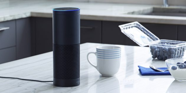 GE Geneva Amazon Echo | KitchAnn Style