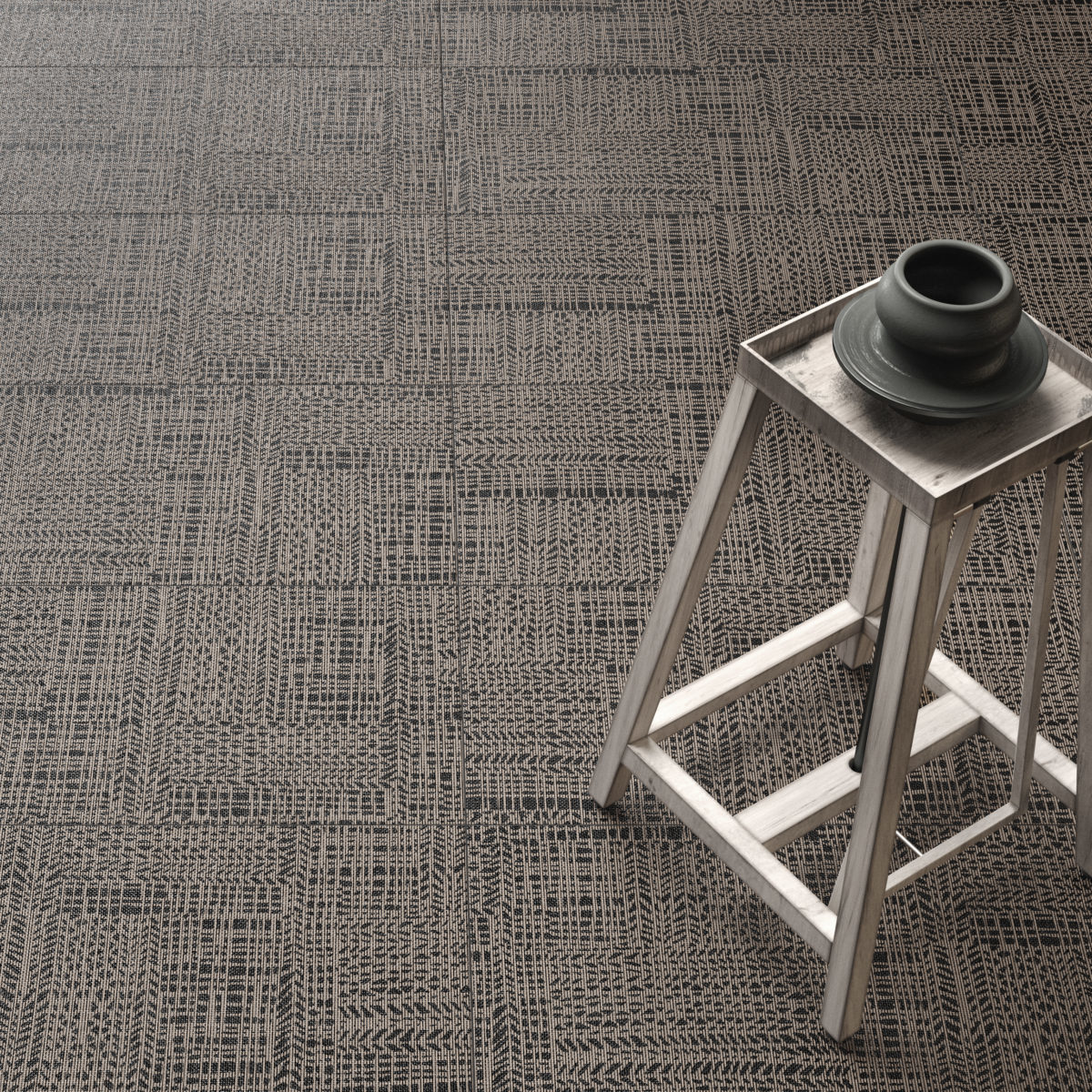 New Tile Trends Tweed | KitchAnn Style