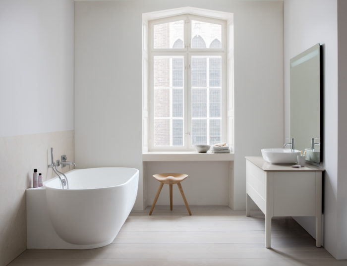 Scandinavian Inspired Bathroom Fixtures