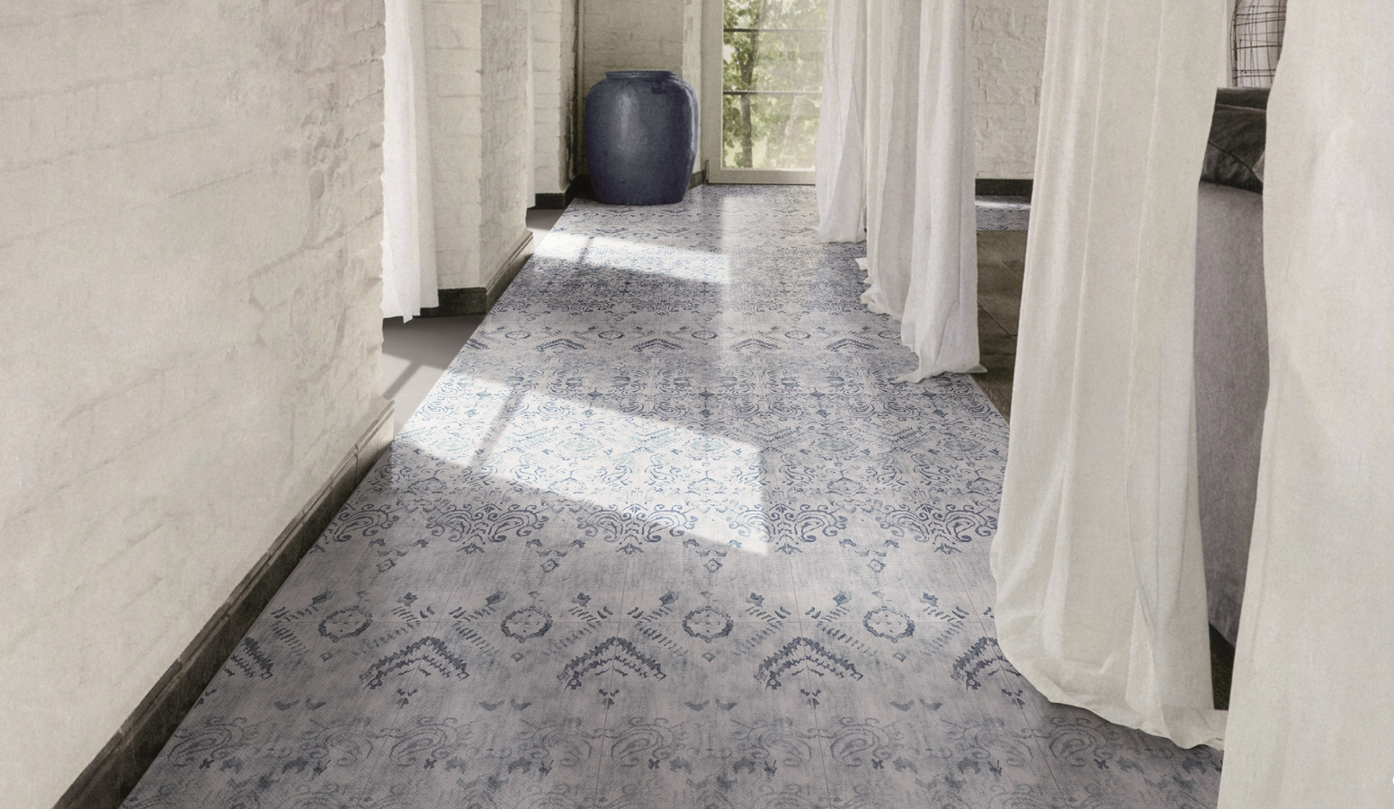 Tapestry New Tile Trend | KitchAnn Style