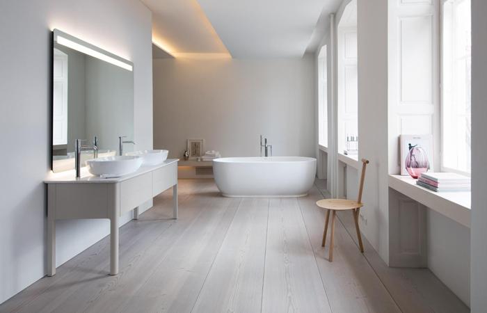 Scandinavian Inspired Bathroom Fixtures