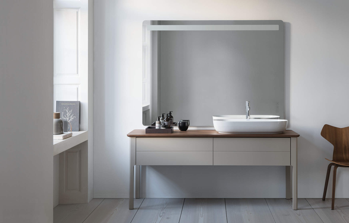 Scandinavian Inspired Bathroom Fixtures | KitchAnn Style