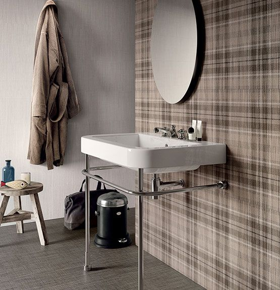 Tweed: New Tile Trends | KitchAnn Style