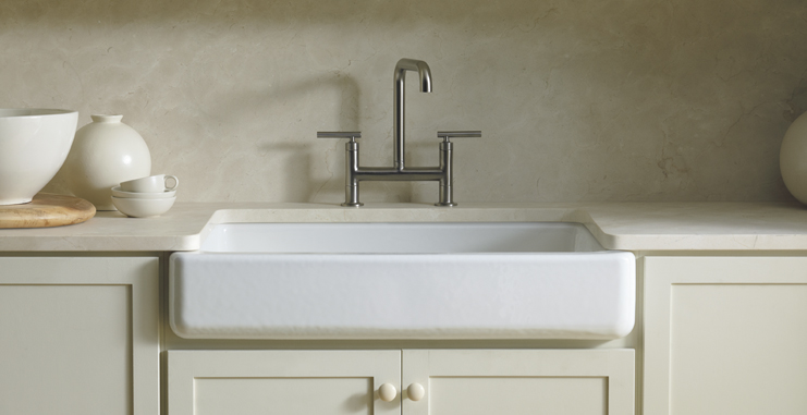 New A Front Sink For Retroing