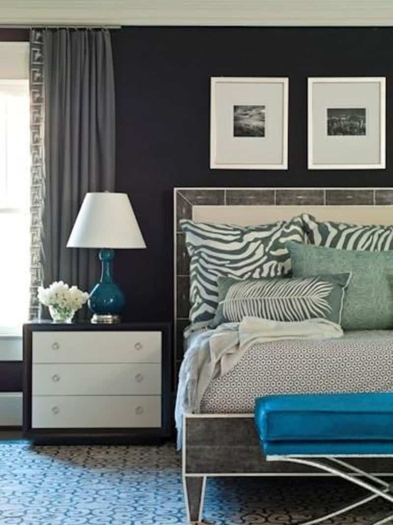 Beautiful Behr 2018 Color of the Year Bedroom Inspiration