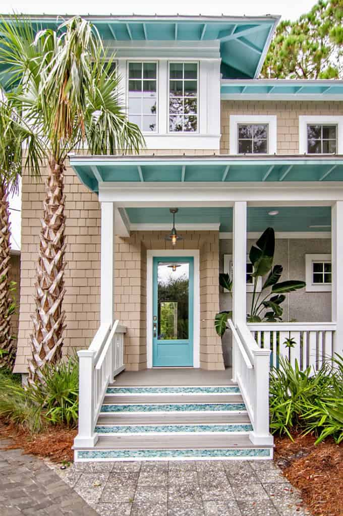 Behr 2018 Color of the Year for Coast Beach Vernacular Inspiration