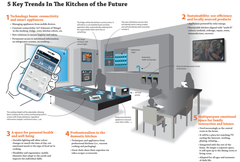 Kitchen of the Future | KitchAnn Style