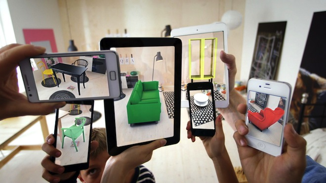 Augmented Reality (AR) Kitchen Apps   KitchAnn Style