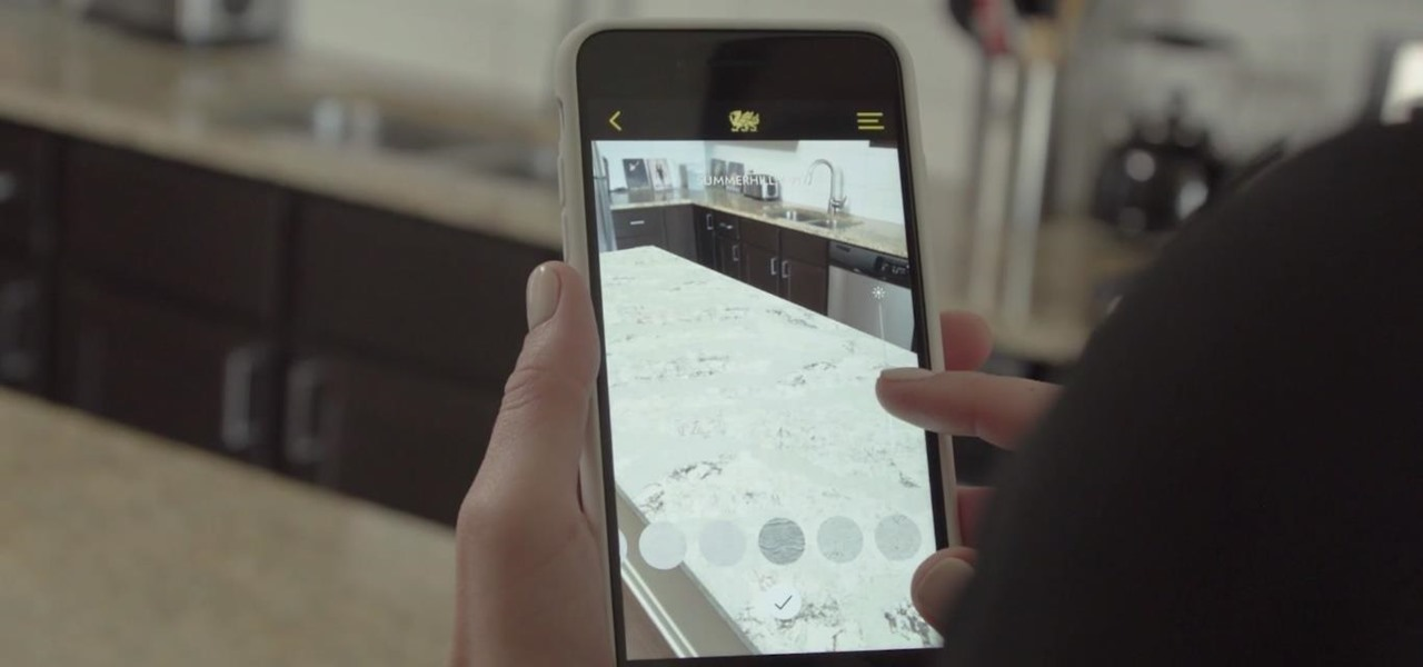 Cambira App Brings Augmented Reality To Your Kitchen Remodeling