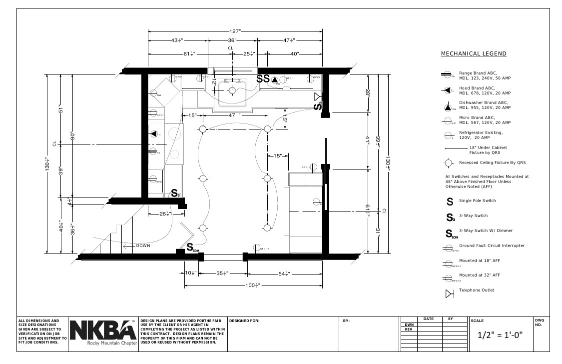 Kitchen plans - everything you need to know