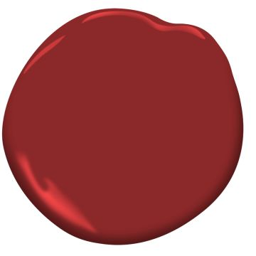 Benjamin Moore Color of the Year 2018 - Caliente | KitchAnn Style