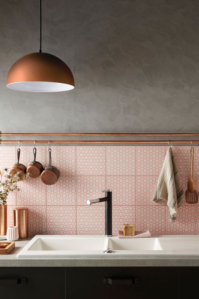 Pink is all the rage right now, and this paint shade has been identified as 'one step ahead of the millennial pink phenomenon.