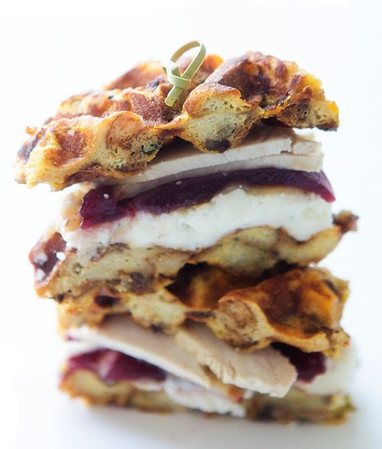 Waffled stuffing recipe you must try