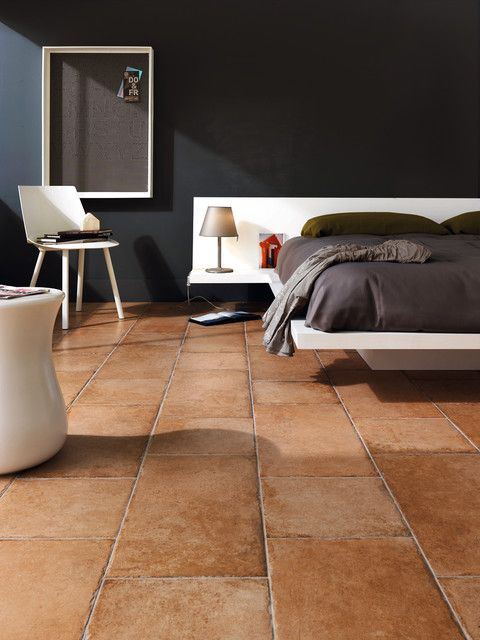 2018 Tile Trends - Terracotta will mixed with bold colors in 2018