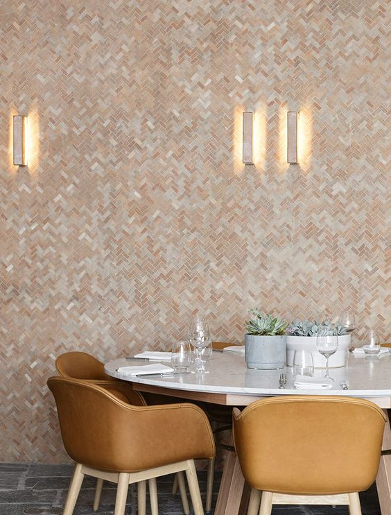 2018 Tile Trends - Terracotta