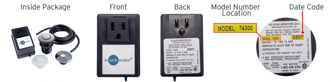 Recall Notice: InSinkErator Air Switch Recall 2018 via KitchAnn Style