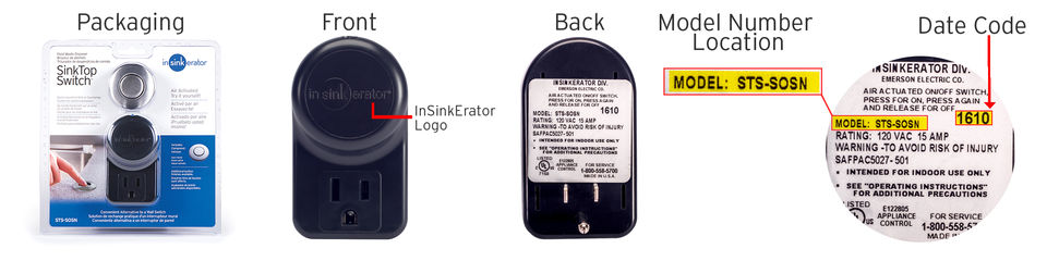 Recall Notice: InSinkErator Air Switch Recall 2018 via KitchAnn Style