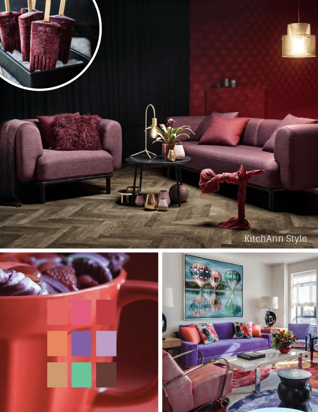 Pantoneview home interiors 2019