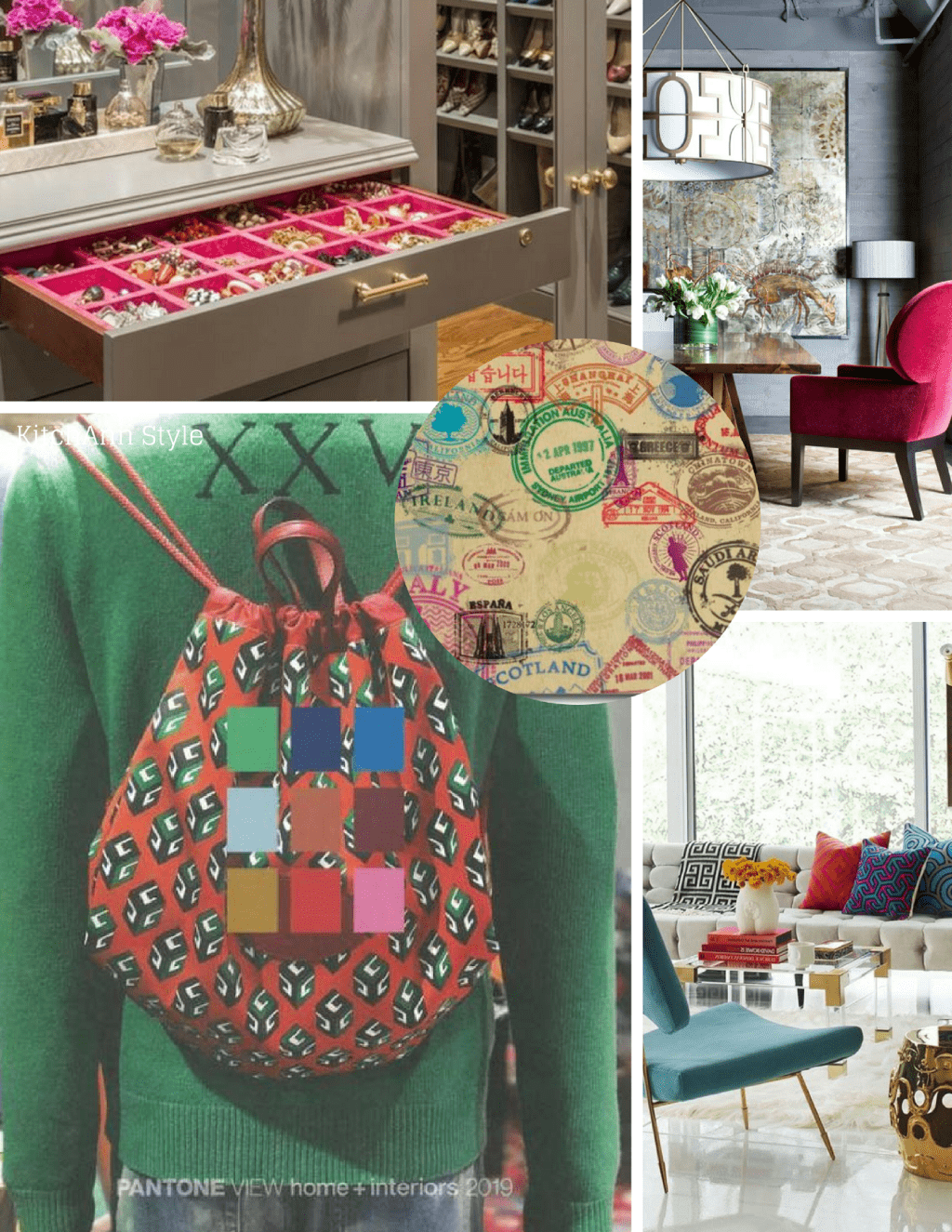 Pantoneview Home + Interiors 2019 Meanderings