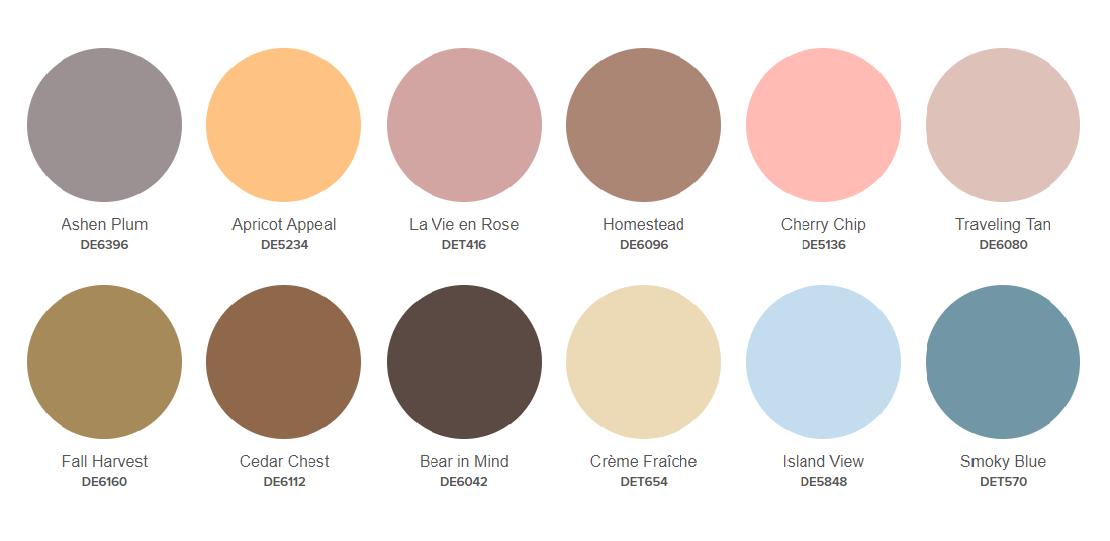 Dunn-Edwards Color + Design Trends 2019   KitchAnn Style