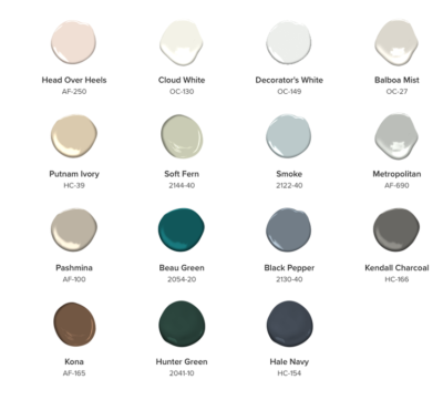 Benjamin Moore Color of the Year 2019