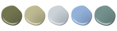 Behr Reveals 2020 Color Trends Palette paint examples