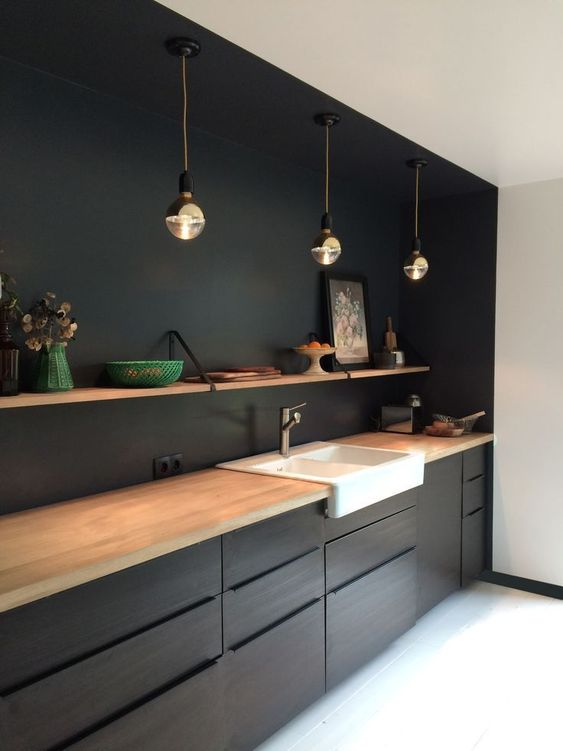 bold kitchen paint inspiration example for dealing with tariff concerns