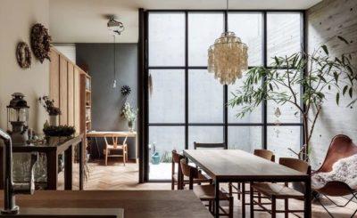 2020 Haven palette inspiration interior setting