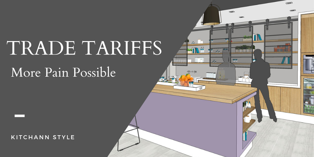 Tips for for dealing with tariff concerns in remodeling