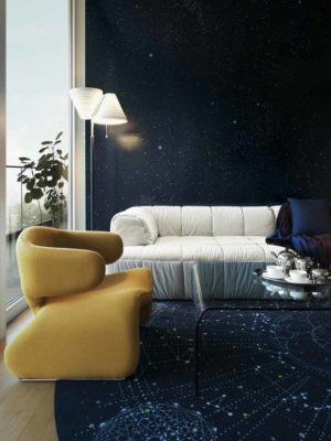 Sherwin-Williams Color of the Year 2020: Naval Interior Inspiration