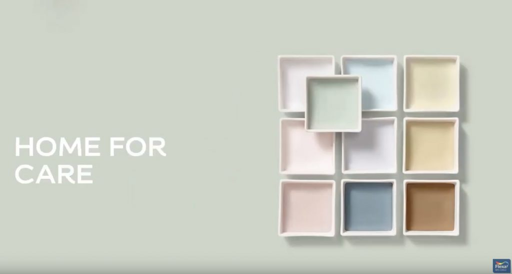 AkzoNobel Care Palette 2020 color inspiration