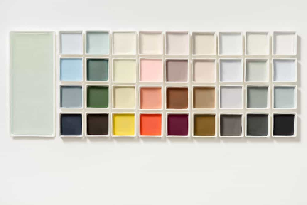 AkzoNobel Color of the Year for 2020 and accompanying palette
