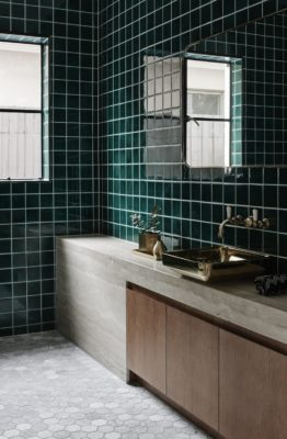 Graham & Brown Color of the Year 2020 Adeline, tile inspiration