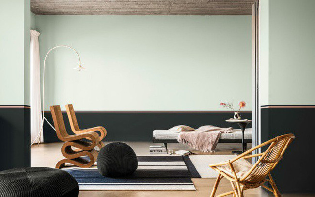AkzoNobel Color of the Year for 2020, Tranquil Dawn, scandi inspiration