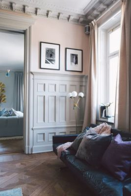 Benjamin Moore Color of the Year 2020: First Light wall inspiration
