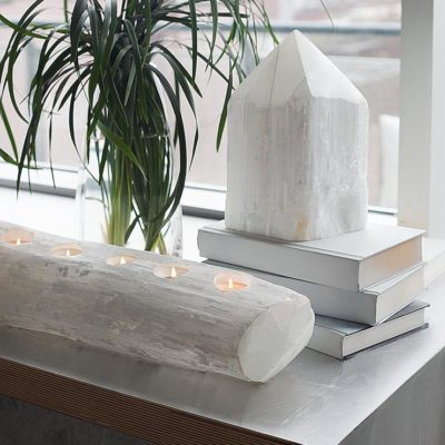 Decorating with Crystals