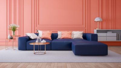 Pantone's 2020 Color of the Year Is Classic Blue and 2019's Living coral